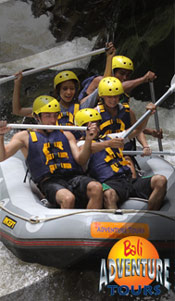 Bali Adventure Ayung River Rafting