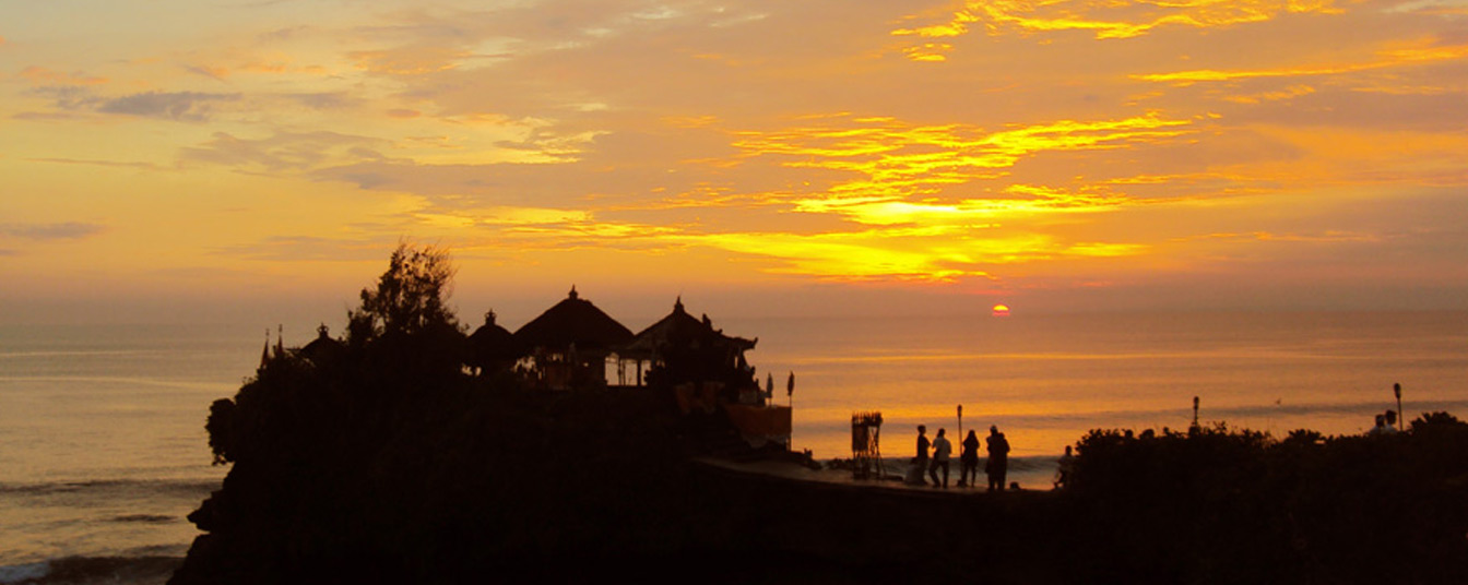 Tanah Lot Temple Tabanan, Bali