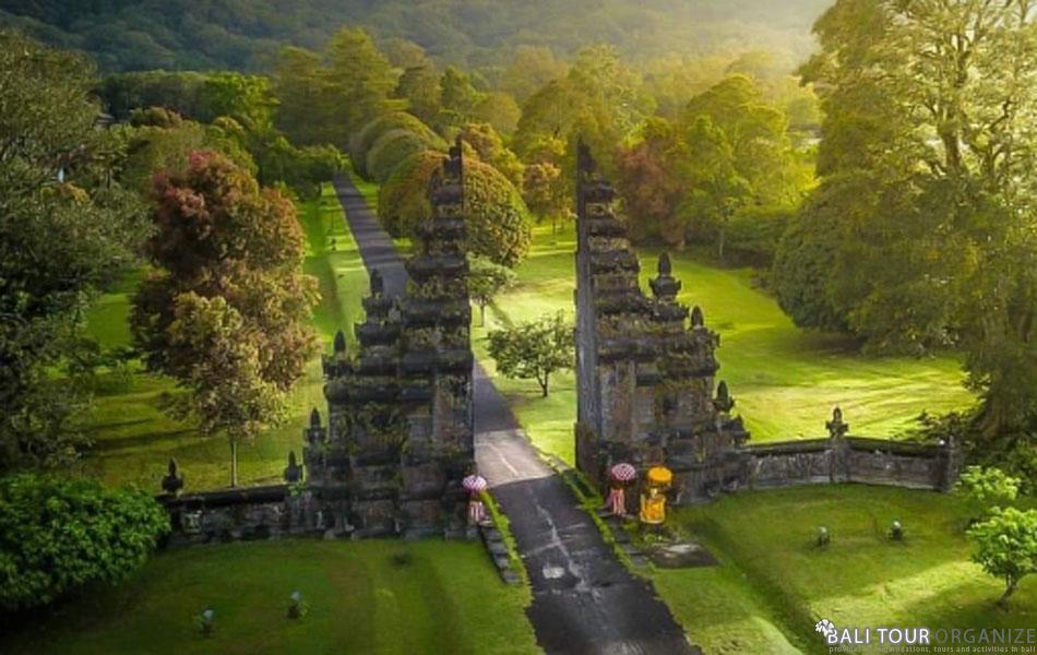 Bali Handara Gate Bedugul