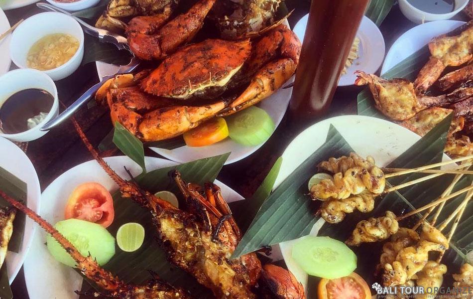 Jimbaran Grill Seafood