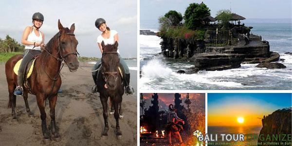 Temple Tour & Horse Riding Package