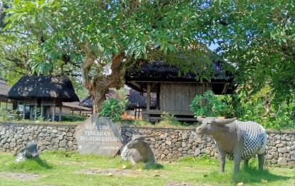 Tengenan Traditional Village