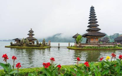 Ulun Danu Beratan Temple Tour