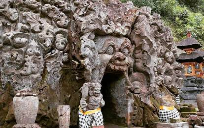 Elephant Cave Temple