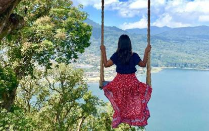 Wanagiri Hills Photo Spot