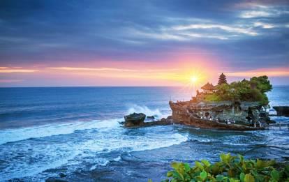Ubud Tour - Tanah Lot SunsetTemple